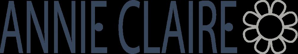 Logo Annie Claire minimal